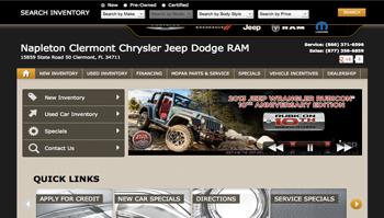 Napleton CDJR Napleton Chrysler Jeep Dodge Ram