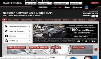 Chrysler Jeep Dodge Ram Orlando ...